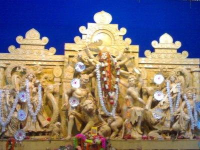 Goddess Durga Idol