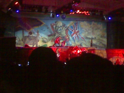 Iron Maiden : The Trooper...
